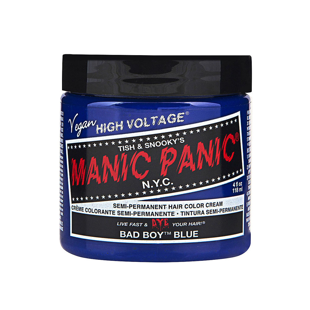 Manic Panic Classic Bad Boy Blue