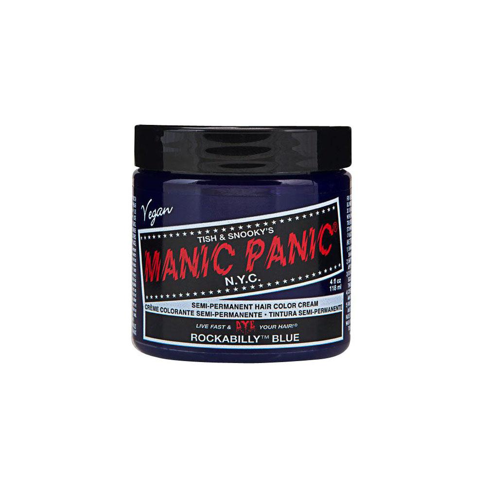 Manic Panic Classic Rockabilly Blue