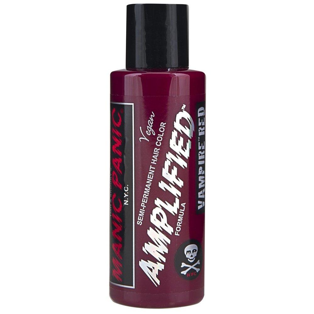 Manic Panic Amplified Vampire Red