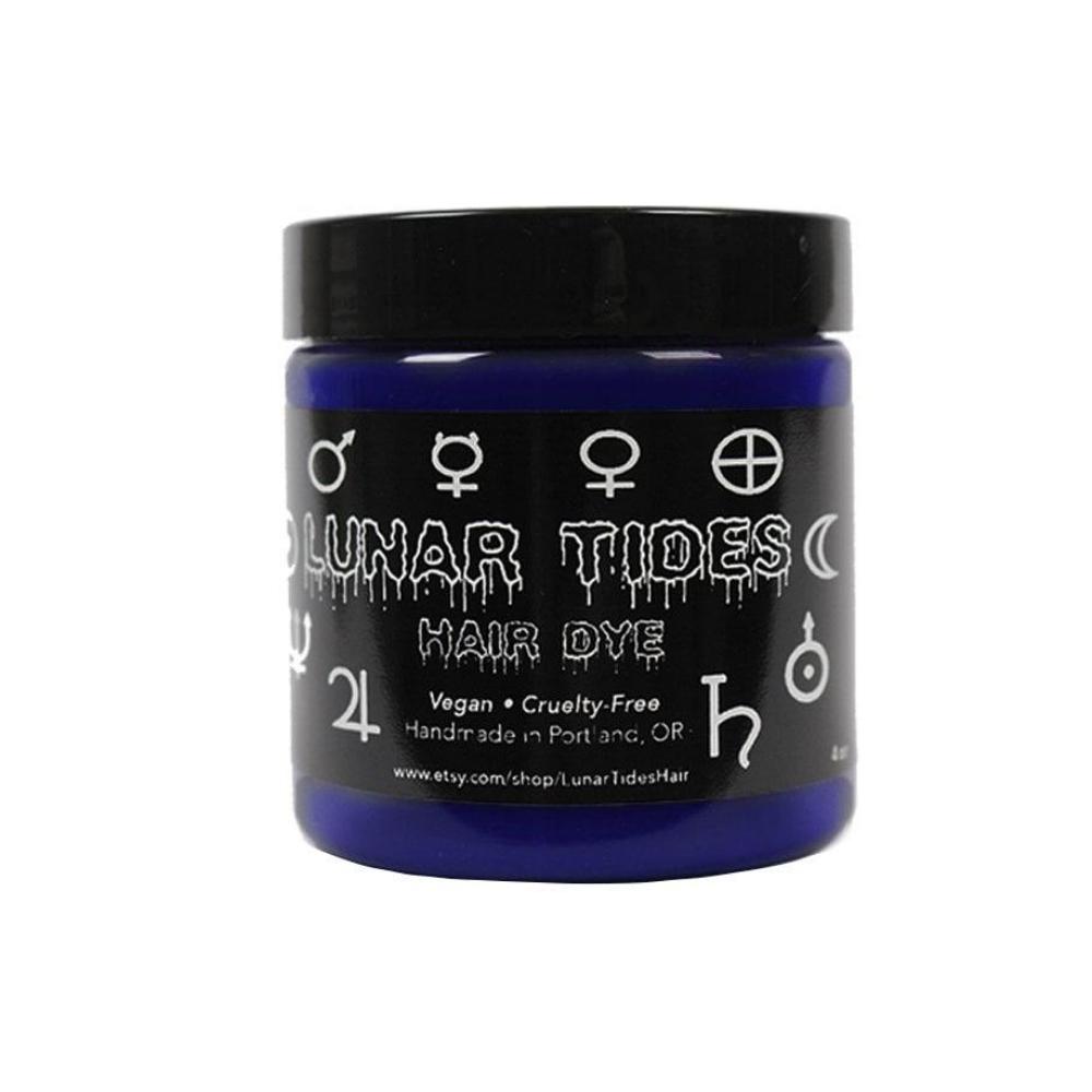 Lunar Tides Blue Velvet
