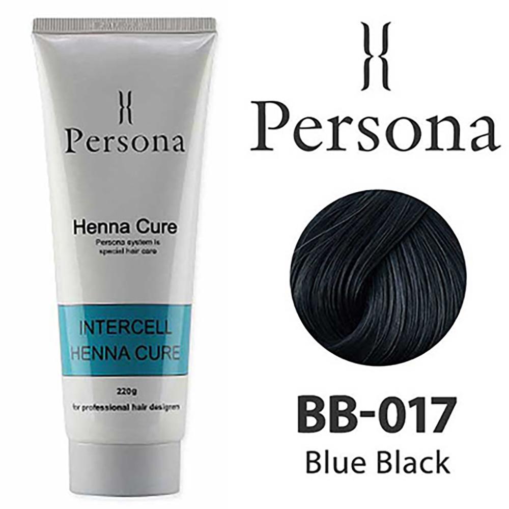 Persona Blue Black 007
