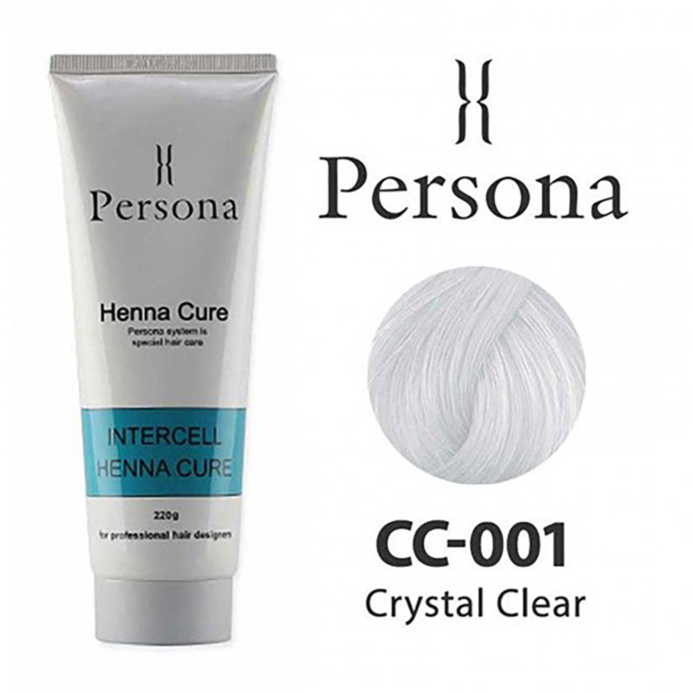 Persona Crystal Clear 001