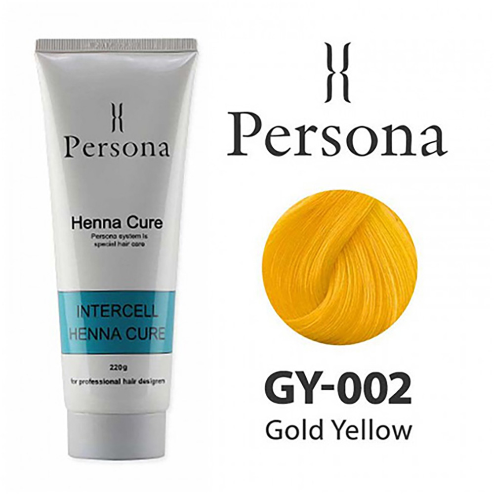 Persona Gold Yellow 002