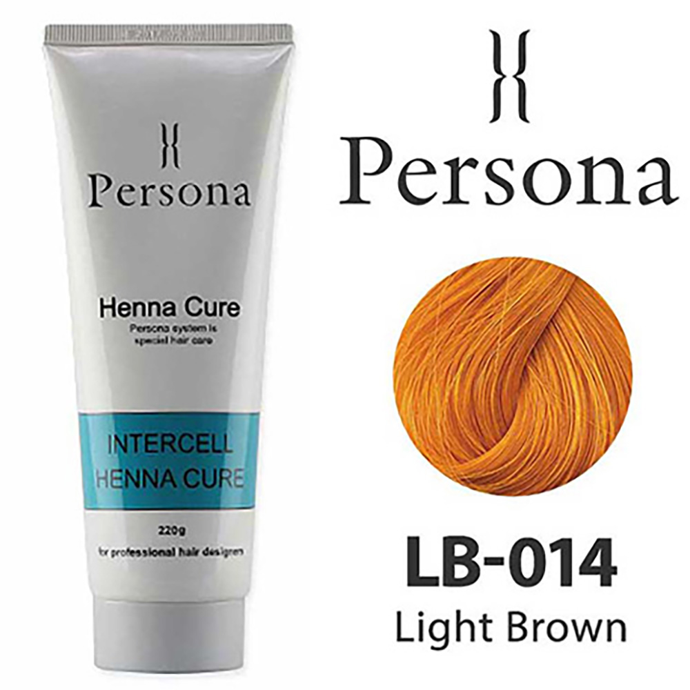 Persona Light Brown 014