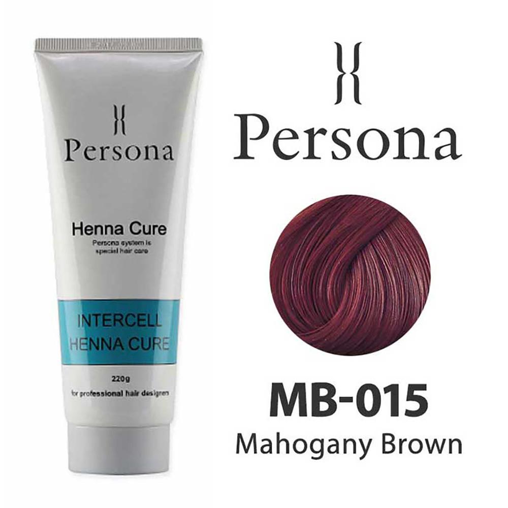 Persona Mahogany Brown 015