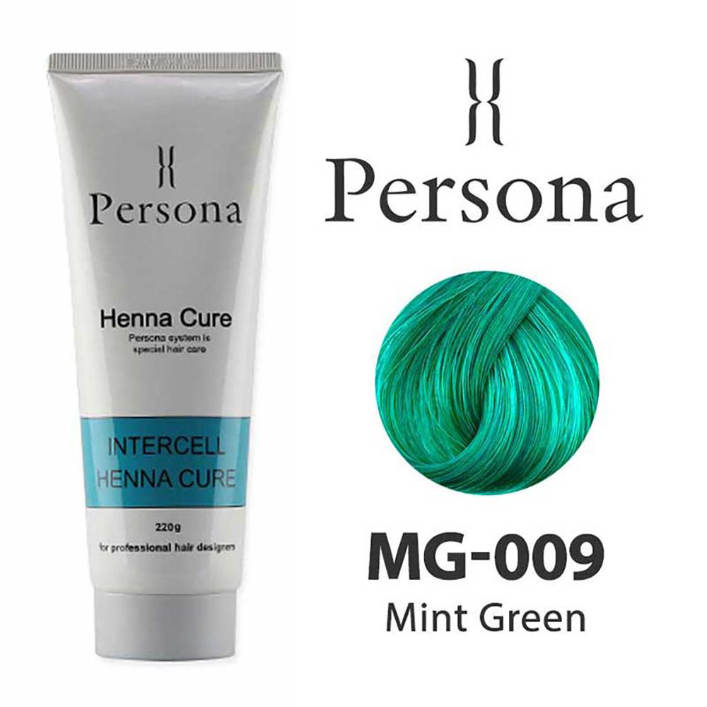 Persona Mint Green 009