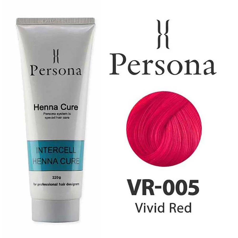 Persona Vivid Red 005