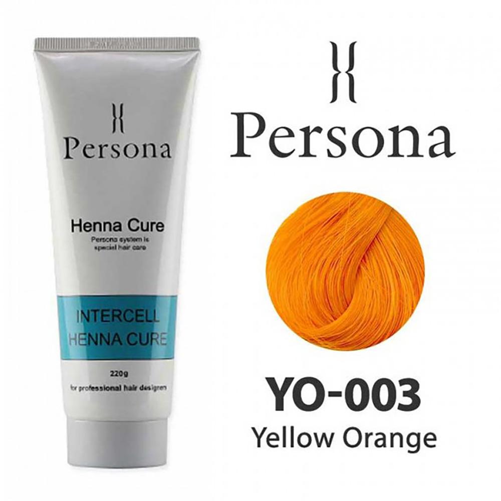 Persona Yellow Orange 003