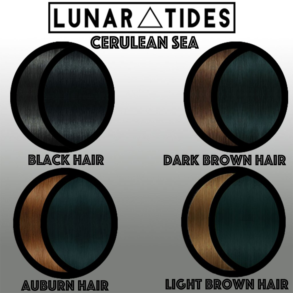 Lunar Tides Cerulean Sea