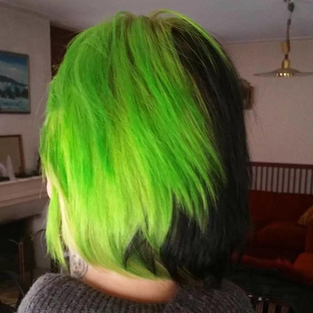 Stargazer UV Green
