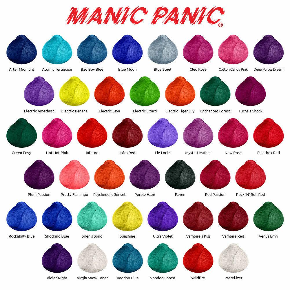 manic panic palitra
