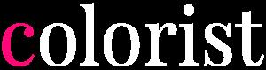 logo 4colorist white